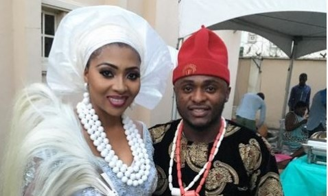 Pictures from Lilian Esoro & Ubi Franklin's Traditional Marriage Rites