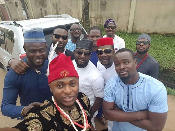 Ubi Franklin & Lilian Esoro Traditional Wedding