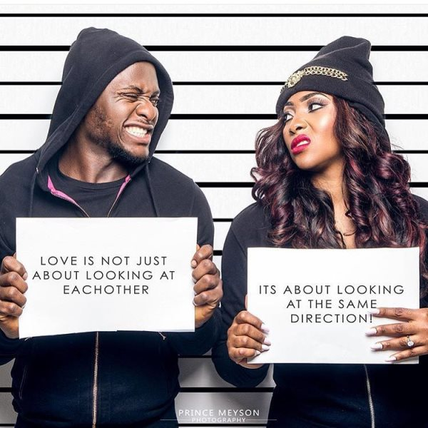 Ubi Franklin and Lilian Esoro Pre wedding LoveweddingsNG17