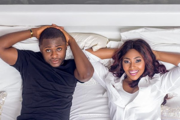 Ubi Franklin and Lilian Esoro Pre wedding LoveweddingsNG4