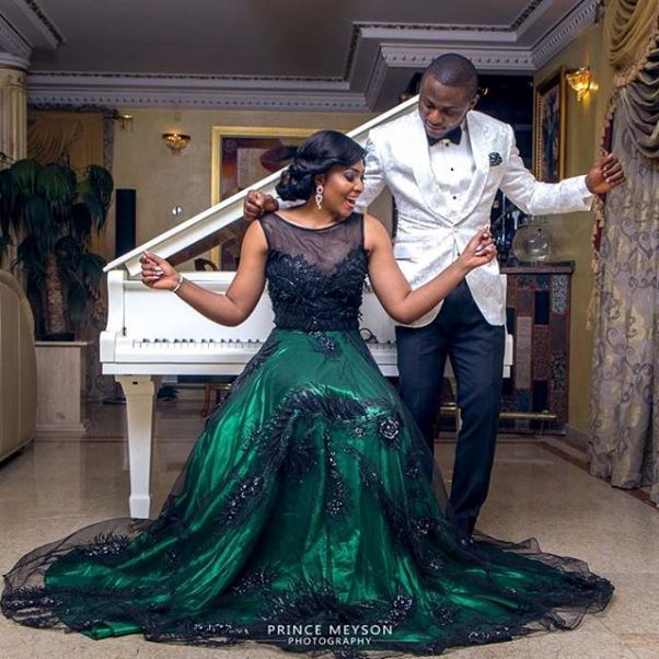 Ubi Franklin and Lilian Esoro Pre wedding LoveweddingsNG6
