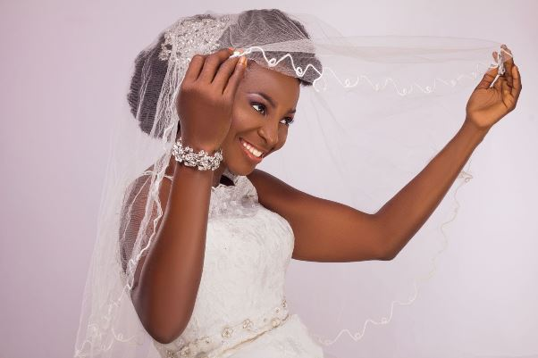 Yes I Do Bridal Nigerian Bridal Hair & Makeup Inspiration LoveweddingsNG14