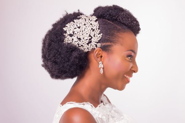 Yes I Do Bridal Nigerian Bridal Hair & Makeup Inspiration LoveweddingsNG23