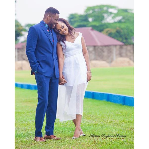 Ebuka Obi Uchendu & Cynthia Obodo Pre Wedding - LoveweddingsNG AEP Photography