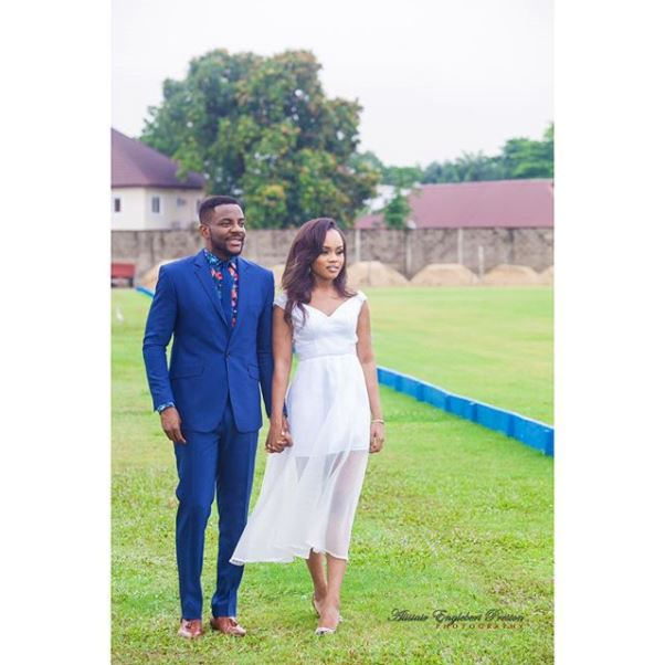 Ebuka Obi Uchendu & Cynthia Obodo Pre Wedding - LoveweddingsNG AEP Photography1