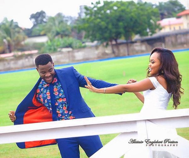 Ebuka Obi Uchendu & Cynthia Obodo Pre Wedding - LoveweddingsNG AEP Photography2