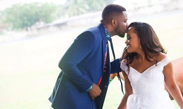 First Look at Ebuka Obi-Uchendu & Cynthia Obodo's Pre Wedding Shoot | AEP Photography