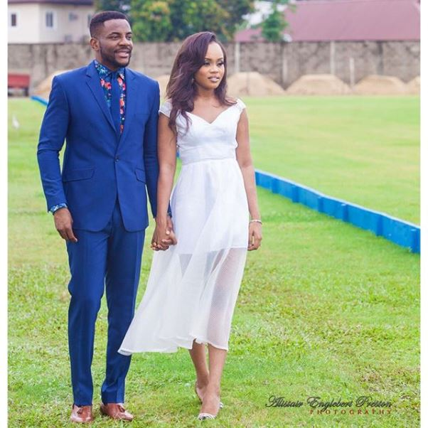 Ebuka Obi Uchendu & Cynthia Obodo Pre Wedding - LoveweddingsNG AEP Photography6