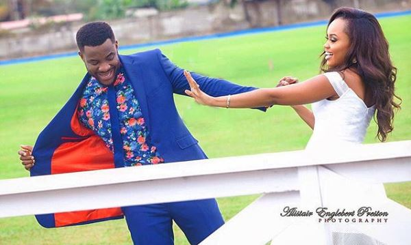 Ebuka Obi Uchendu & Cynthia Obodo Pre Wedding - LoveweddingsNG AEP Photography7