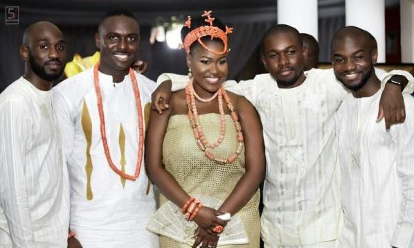 Eniye Oyegun Umaso Eketu Wedding Pictures - LoveweddingsNG1