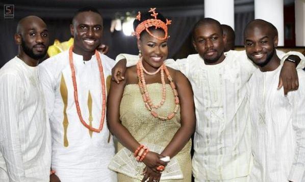 Eniye Oyegun weds Umaso Eketu | First Photos