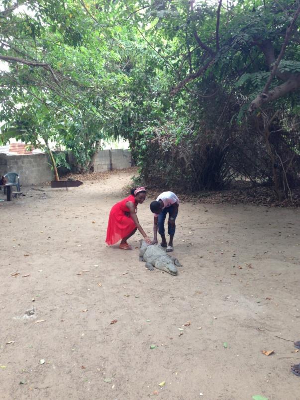 Gambia - Nigerian Honeymoon Destination - Crocodile Pool LoveweddingsNG Naija Nomads1