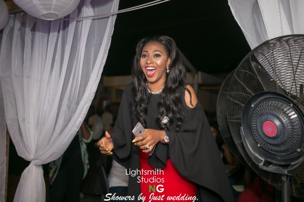 Lilian Esoro Bridal Shower LoveweddingsNG