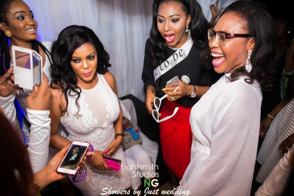 Lilian Esoro Bridal Shower LoveweddingsNG1