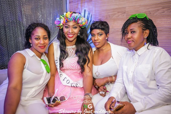 Lilian Esoro Bridal Shower LoveweddingsNG11