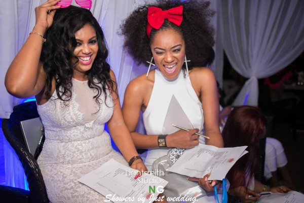 Lilian Esoro Bridal Shower LoveweddingsNG17