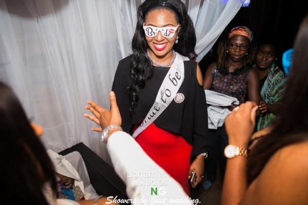 Lilian Esoro Bridal Shower LoveweddingsNG2