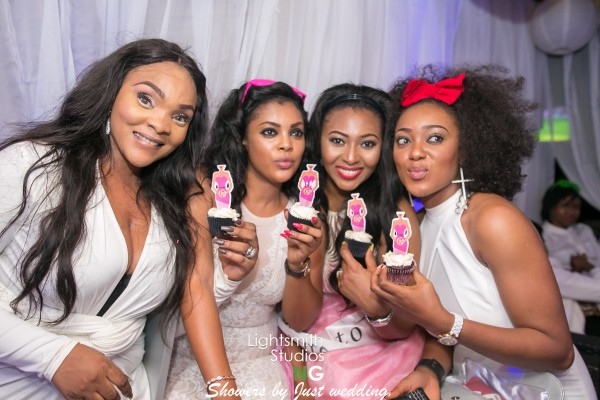 Lilian Esoro Bridal Shower LoveweddingsNG20