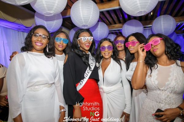Lilian Esoro Bridal Shower LoveweddingsNG3