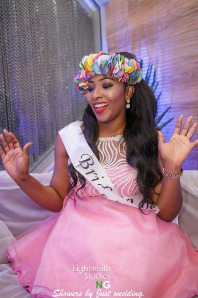 Lilian Esoro Bridal Shower LoveweddingsNG5