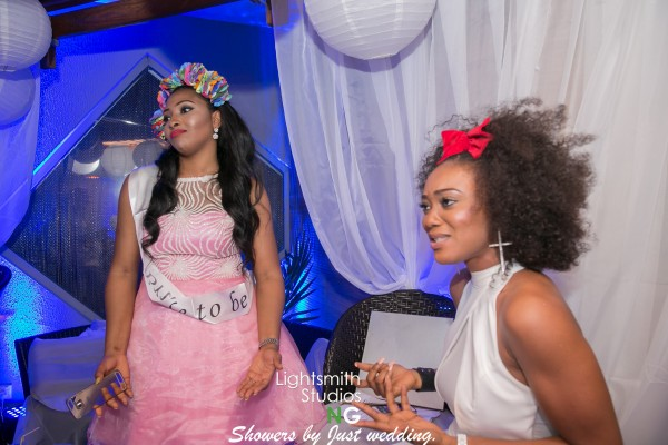 Lilian Esoro Bridal Shower LoveweddingsNG6