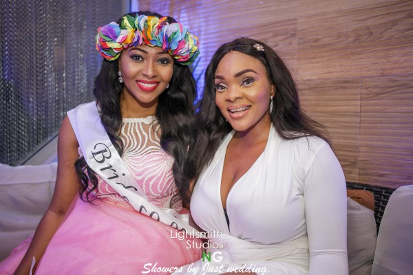 Lilian Esoro Bridal Shower LoveweddingsNG7
