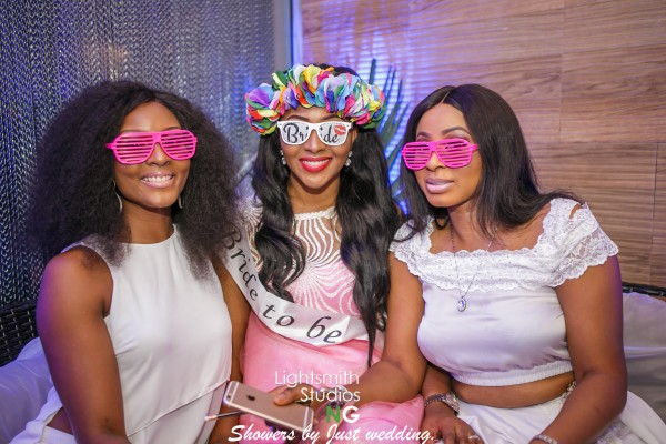 Lilian Esoro Bridal Shower LoveweddingsNG8
