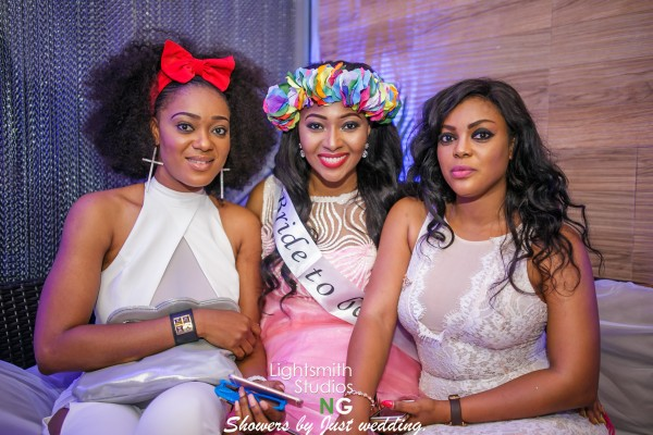 Lilian Esoro Bridal Shower LoveweddingsNG9