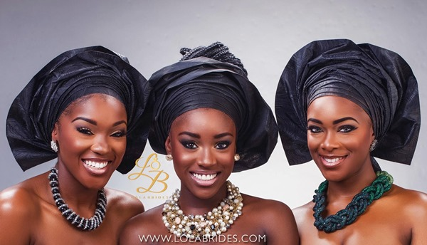 Lola Brides celebrates website launch with photoshoot