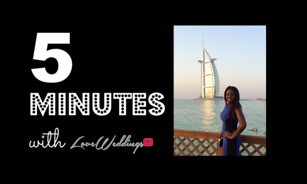 5 Minutes With… Funmi | Your Day, Our Time