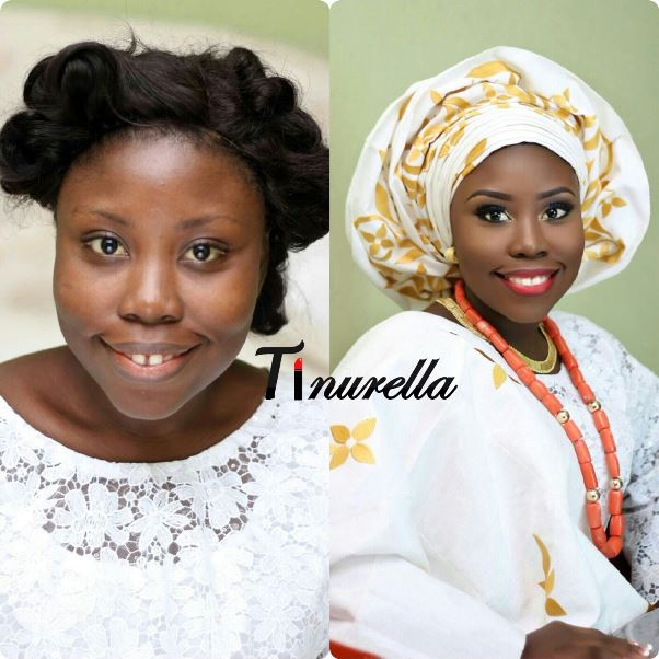 LoveweddingsNG Before and After Tinurella