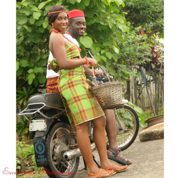 LoveweddingsNG Traditional Prewedding Shoot - Excellincoln Photography1