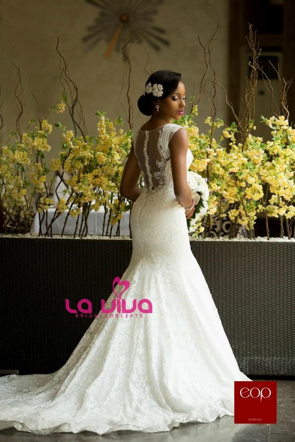 Nigerian Bridal Inspiration - La Viva Bridal Concepts LoveweddingsNG