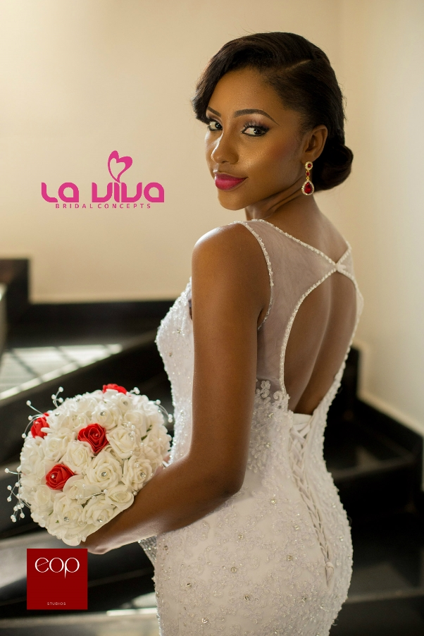 Nigerian Bridal Inspiration - La Viva Bridal Concepts LoveweddingsNG10