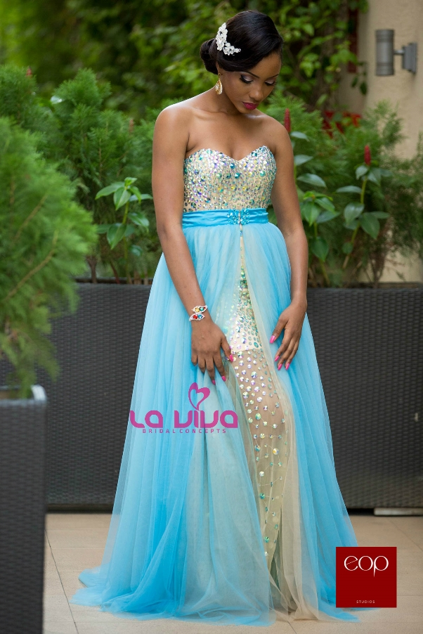 Nigerian Bridal Inspiration - La Viva Bridal Concepts LoveweddingsNG15