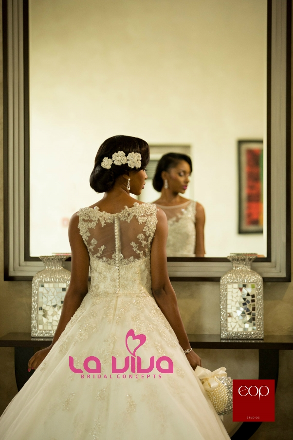 Nigerian Bridal Inspiration - La Viva Bridal Concepts LoveweddingsNG2