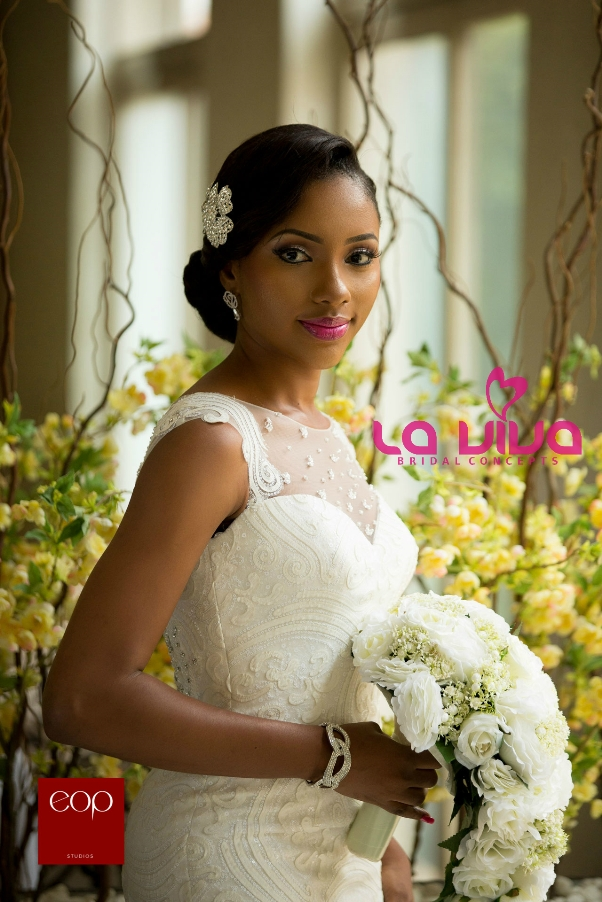 Nigerian Bridal Inspiration - La Viva Bridal Concepts LoveweddingsNG4