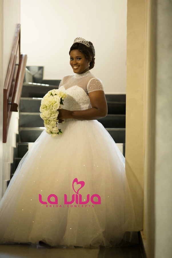Nigerian Bridal Inspiration - La Viva Bridal Concepts LoveweddingsNG6