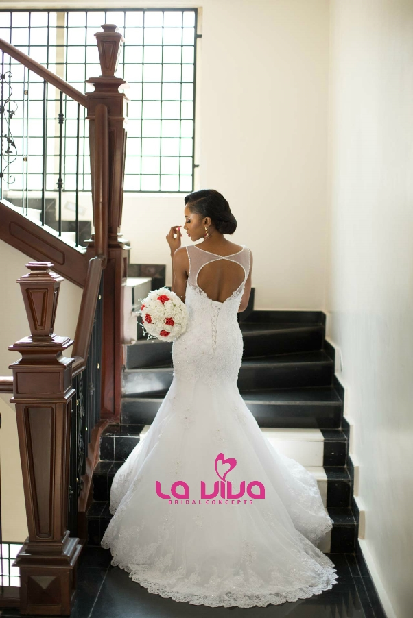 Nigerian Bridal Inspiration - La Viva Bridal Concepts LoveweddingsNG9