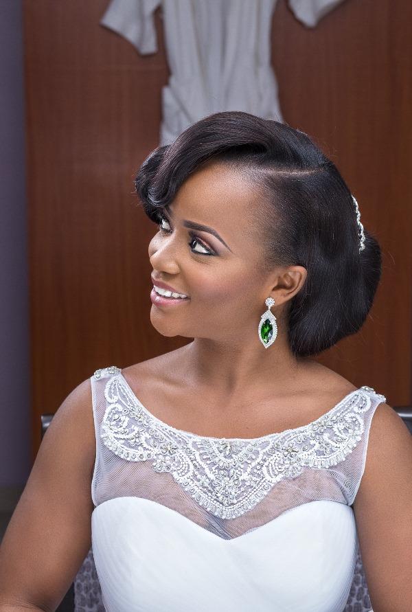 Nigerian Bridal Inspiration - Yes I Do Bridal Shoot LoveweddingsNG10