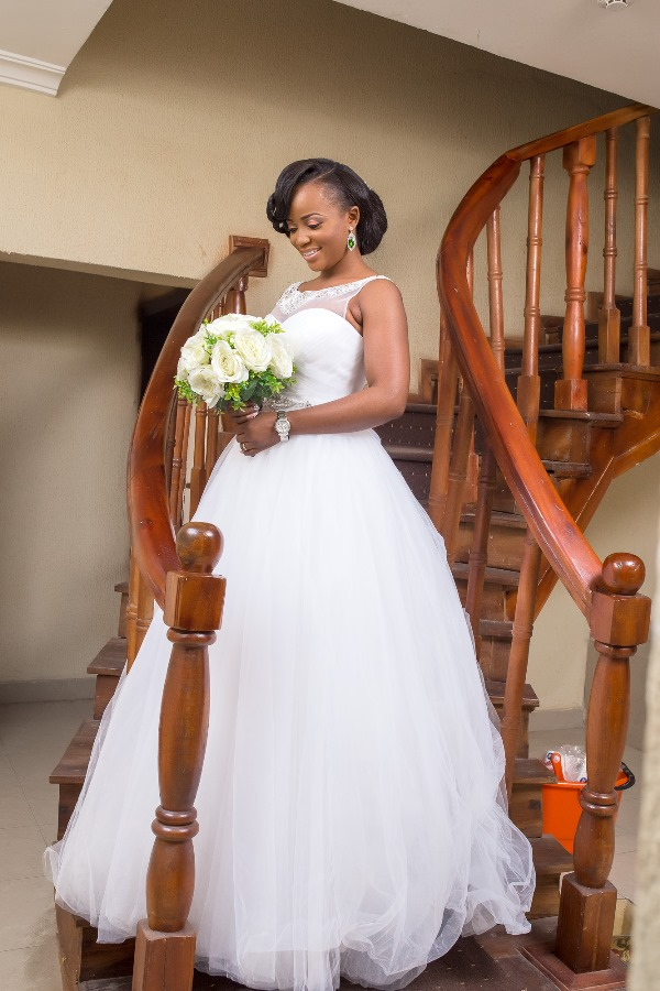 Nigerian Bridal Inspiration - Yes I Do Bridal Shoot LoveweddingsNG11
