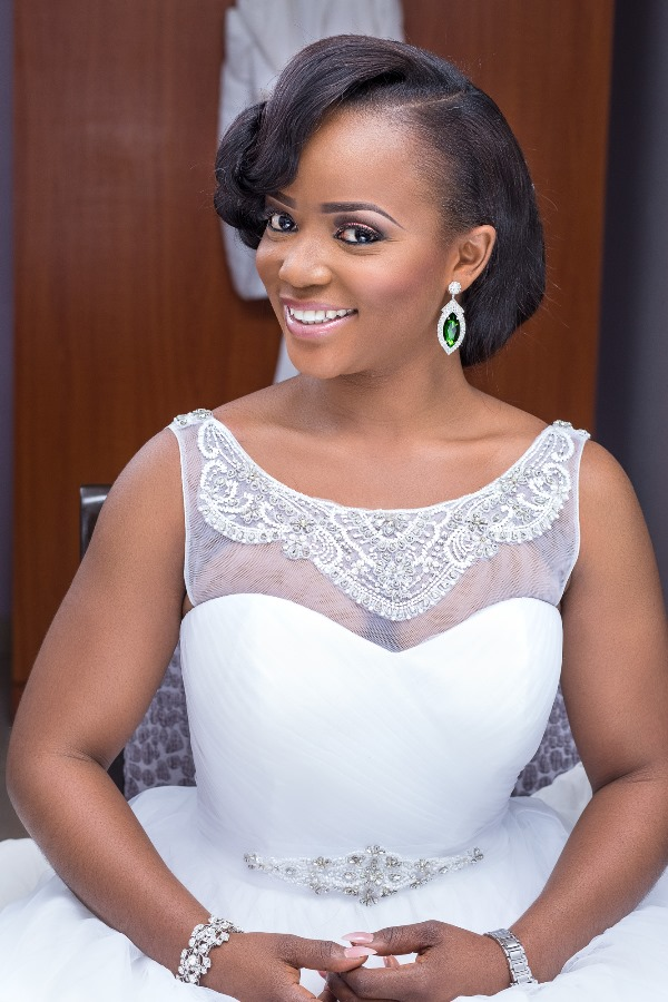 Nigerian Bridal Inspiration - Yes I Do Bridal Shoot LoveweddingsNG12