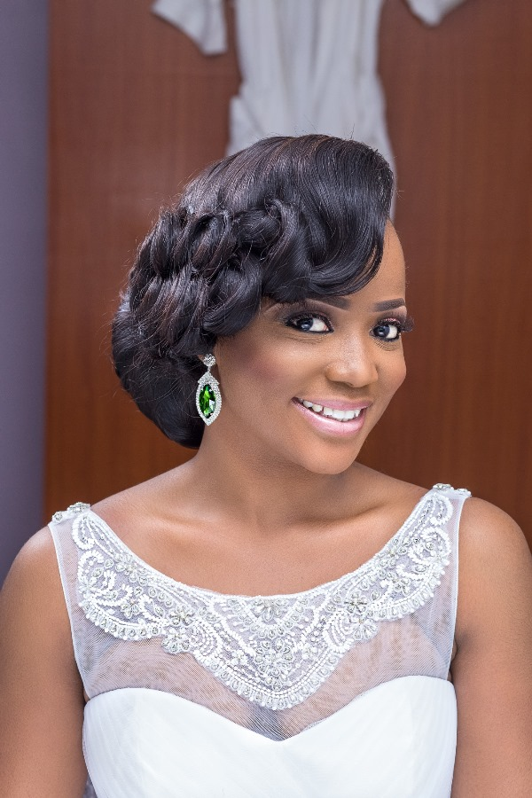 Nigerian Bridal Inspiration - Yes I Do Bridal Shoot LoveweddingsNG17