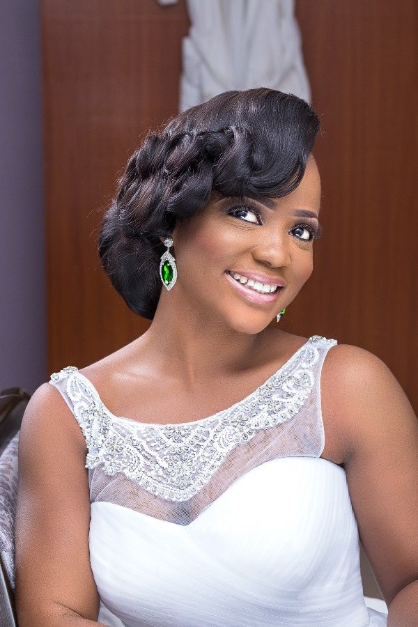 Nigerian Bridal Inspiration - Yes I Do Bridal Shoot LoveweddingsNG3