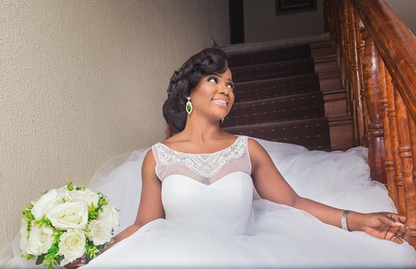 Nigerian Bridal Inspiration - Yes I Do Bridal Shoot LoveweddingsNG8