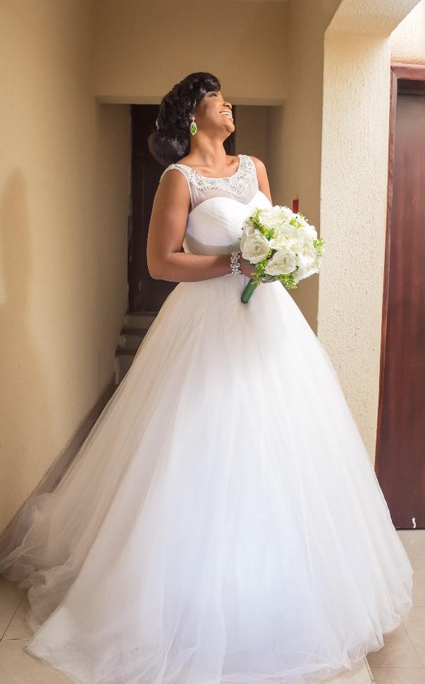 Nigerian Bridal Inspiration - Yes I Do Bridal Shoot LoveweddingsNG9