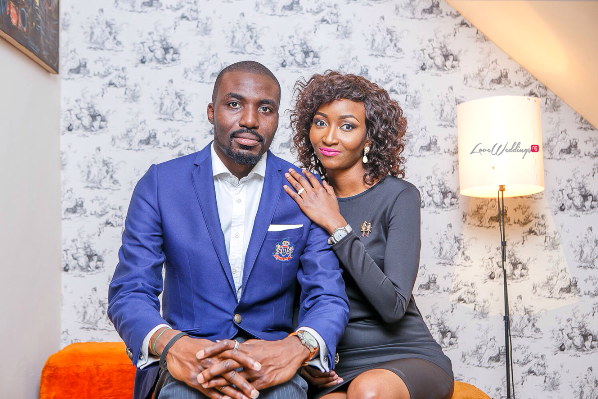 Nigerian Engagement Shoot - Joan & Lanre LoveweddingsNG1