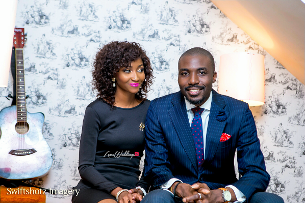 Nigerian Engagement Shoot - Joan & Lanre LoveweddingsNG3