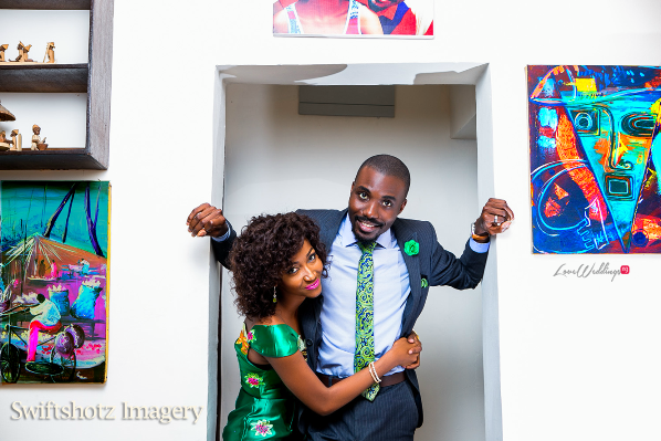 Nigerian Engagement Shoot - Joan & Lanre LoveweddingsNG4
