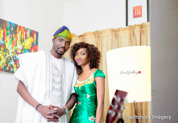 Nigerian Engagement Shoot - Joan & Lanre LoveweddingsNG5